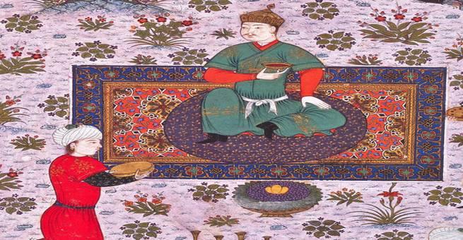 أمير مسلم يُدخل ابنه في النصرانية لأجل الملك!