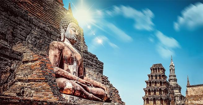 بوذا .. الملحد الذي أصبح إلهًا