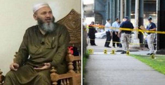 فيديو لحظة إطلاق النار على إمام مسجد بنيويورك
