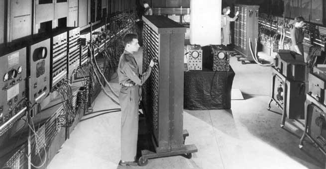 إنفوجرافيك | تاريخ الكمبيوتر