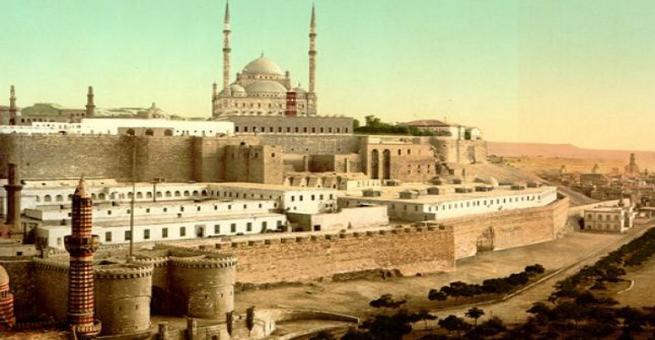 قصة قلعة صلاح الدين الأيوبي