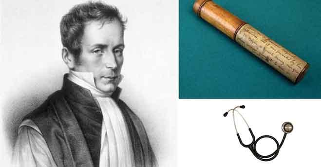 قصة اختراع السماعة الطبية