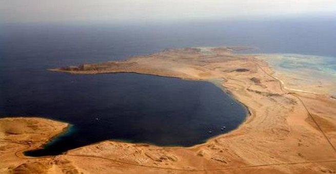 شاهد بالصور | مجمع البحرين .. حيث التقى الخضر بالنبي موسى