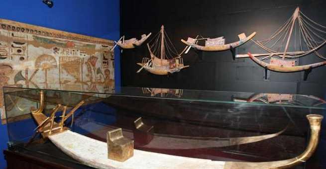 باحث أثري: الفراعنة أول من بنوا السفن في العالم