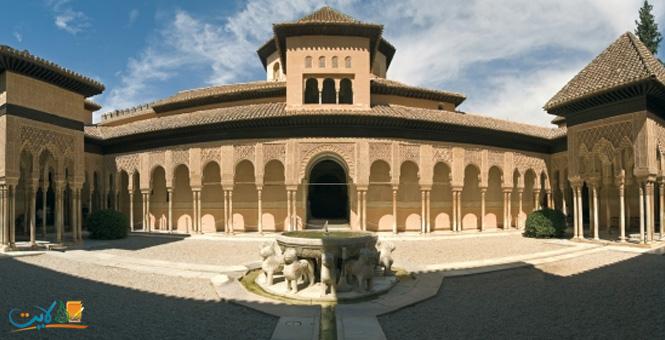 سر الجناح الغامض في قصر الحمراء