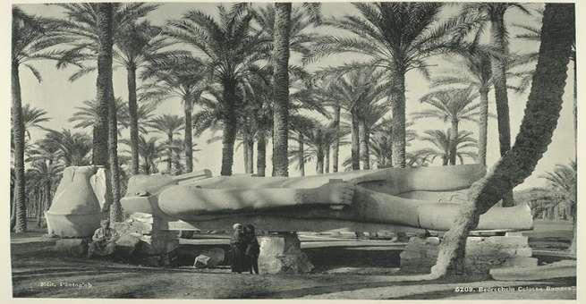 صور نادرة | مصر من مائة عام