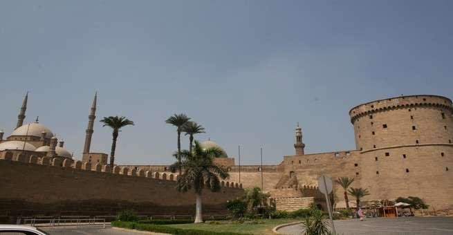 قلعة صلاح الدين الأيوبي في القاهرة