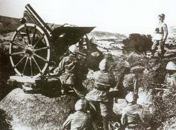 إحياء الذكرى المئوية لانتصار الدولة العثمانية في معركة جناق قلعة