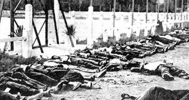 في مثل هذا اليوم .. فرنسا تنفذ بحق الشعب الجزائري مجازر مروعة