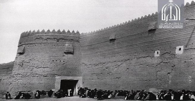 قصر برزان التاريخي في حائل