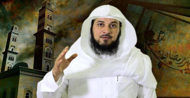 شاهد ماذا قال الشيخ محمد العريفي بعد شائعة وفاته ؟