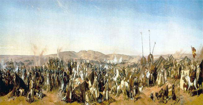 انطلاق المقاومة الجزائرية بقيادة الأمير عبد القادر
