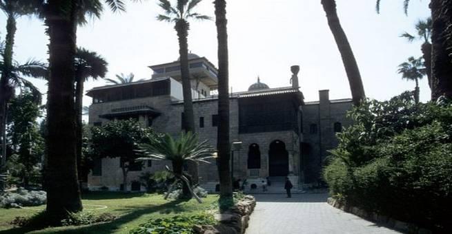 فتح المسجد الأثرى بقصر الأمير محمد على للصلاة