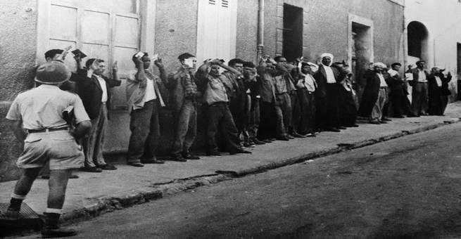 مشاهد من مأساة الاحتلال الفرنسي للجزائر