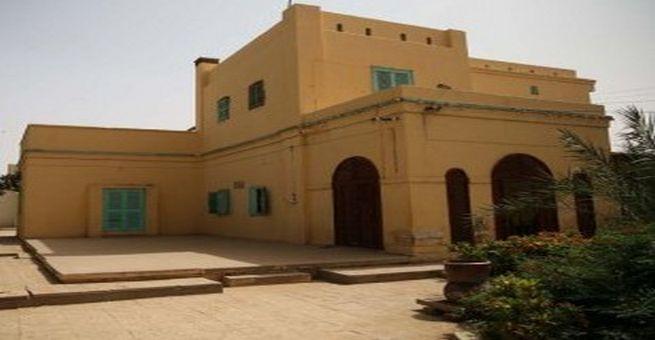 قصر دينار في دارفور