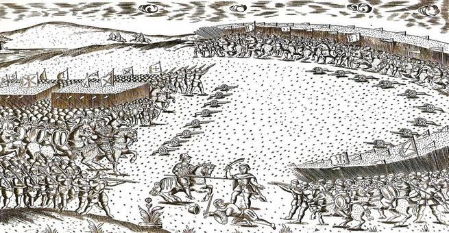 معركة الملوك الثلاثة .. صفحة ناصعة للعسكرية المغربية