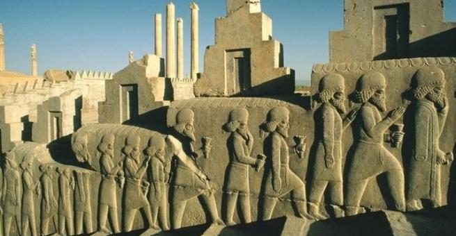 تغيير اسم بلاد فارس إلى إيران