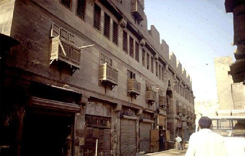 الآثار: بدء تحويل وكالة قايتباي لفندق تراثي
