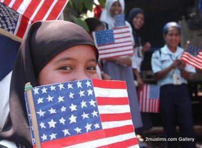 إجبار المسلمين على التجسس في الولايات المتحدة