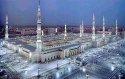 السديس يكرّم خطاط المسجد النبوي