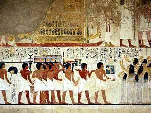 افتتاح المتحف القومي للحضارة في القاهرة
