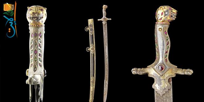بالصور أسلحة آخر ملوك سلطنة مايسور الهندية