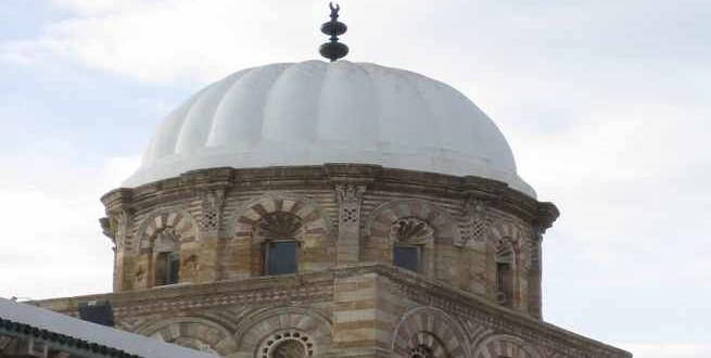 صورة قبة مسجد الزيتونة في تونس