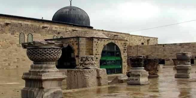متى بني المسجد الأقصى ومن الذي بناه؟