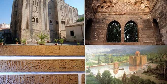 قصر القبة من ابداعات المسلمين في صقلية !