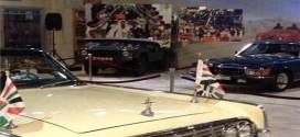 متحف السيارات الملكي يحتفل بذكرى الاستقلال