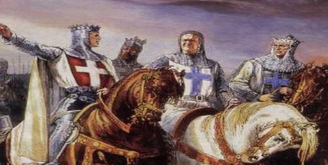 التأهب لانطلاق الحملة الصليبية الأولى
