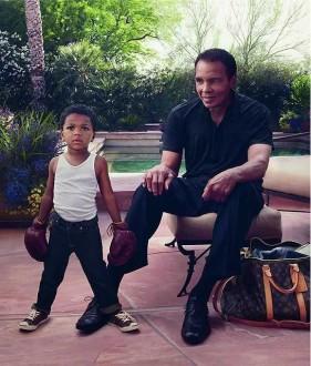 Muhammad Ali-son