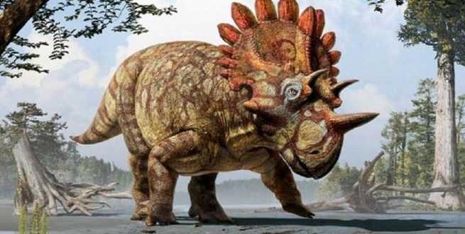 اكتشاف حفريات لديناصور الشيطان عمرها 68 مليون سنة