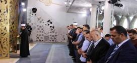 تلفزيون ألمانيا يبث صلاة العيد لأول مرة