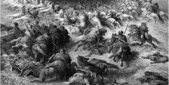 معركة عين جالوت .. حدث في 25 رمضان