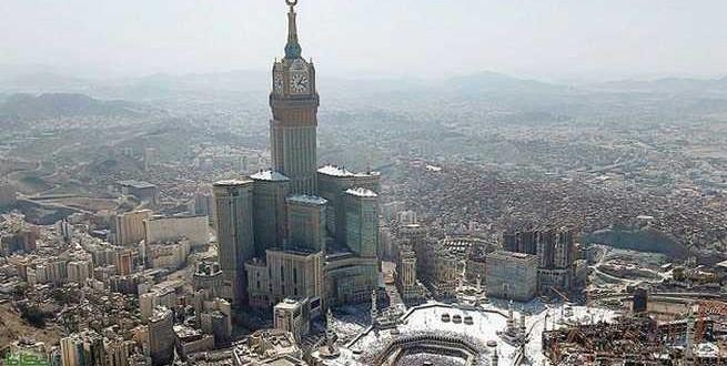 قصة أكبر ساعة في العالم بـ مكة المكرمة