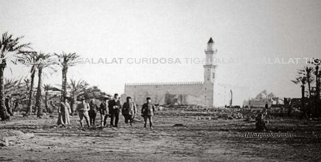 صورة نادرة | مسجد قباء في العهد العثماني