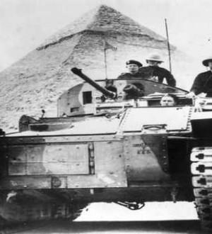 دبابة بريطانية 1939