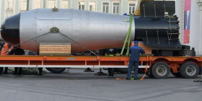 لأول مرة.. أقوى قنبلة نووية في العالم تغادر متحف ساروف