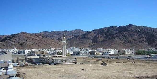 بالصورة | جبل أحد من أهم معالم المدينة المنورة