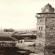 مئذنة مسجد عمر بن الخطاب في القدس عام 1925