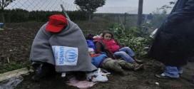 مفوضية اللاجئين تطلق نداء لمساعدتهم مع بدء فصل الشتاء في أوربا