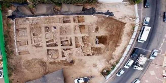 اكتشاف قلعة كنعانية في عكا عمرها 3400 سنة