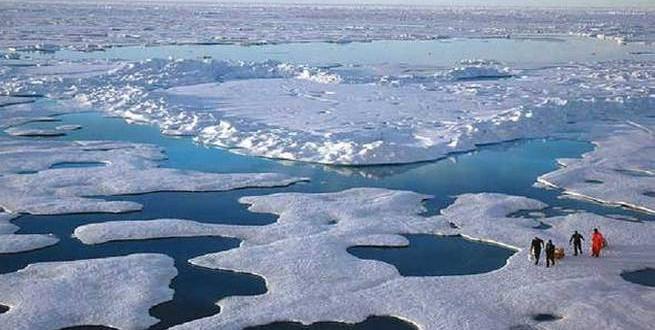 تاريخ استيطان البشر للقطب الشمالي