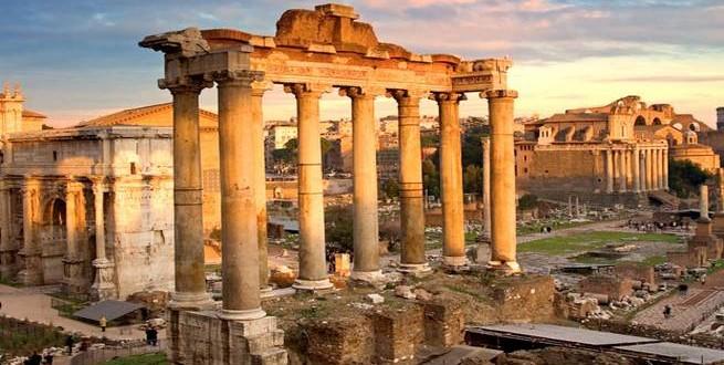 نظرة على وضع المرأة في الحضارة الرومانية