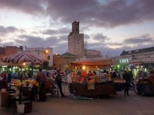 مدينة مازاكان البرتغالية في المغرب
