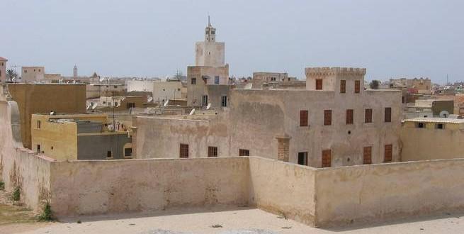 بالصور   مدينة مازاكان البرتغالية في المغرب