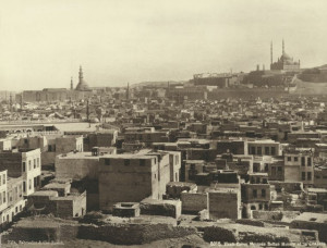 Sultan-Hassan-Mosque-and-the-Citadel-Old-Cairo