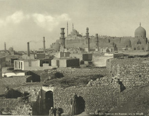 Tombs-of-the-Mamelukes-to-the-citadel-Cairo