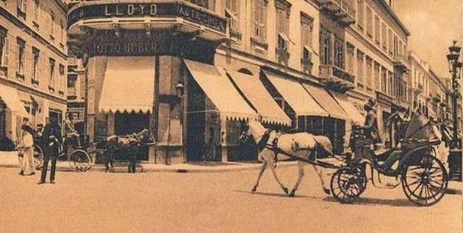 صور نادرة لمدينة الإسكندرية تعود لعام 1900